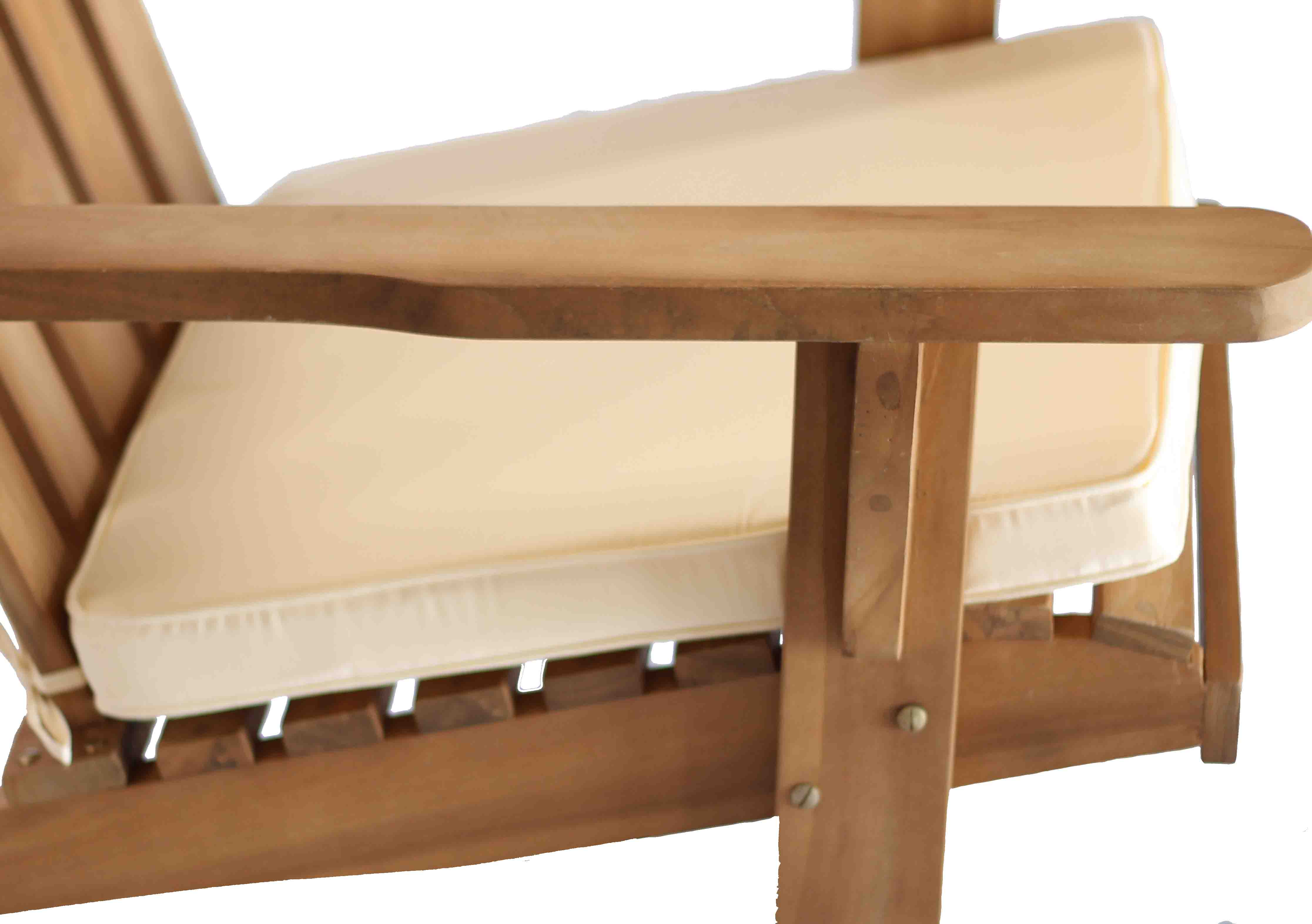 Merveilleux Adirondack Cushion Pad U2013 Cream