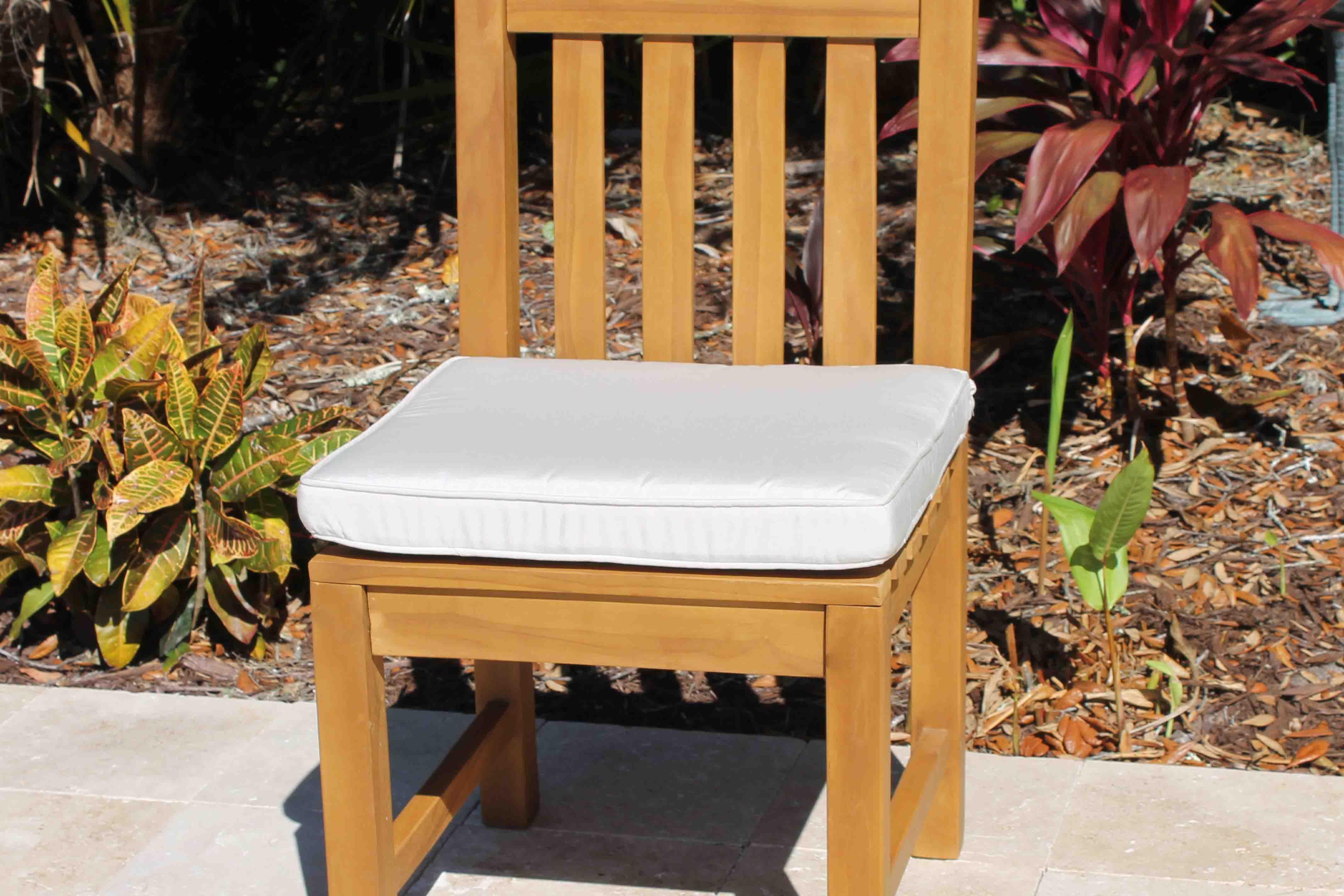 Java Chair Cushion Pad 2