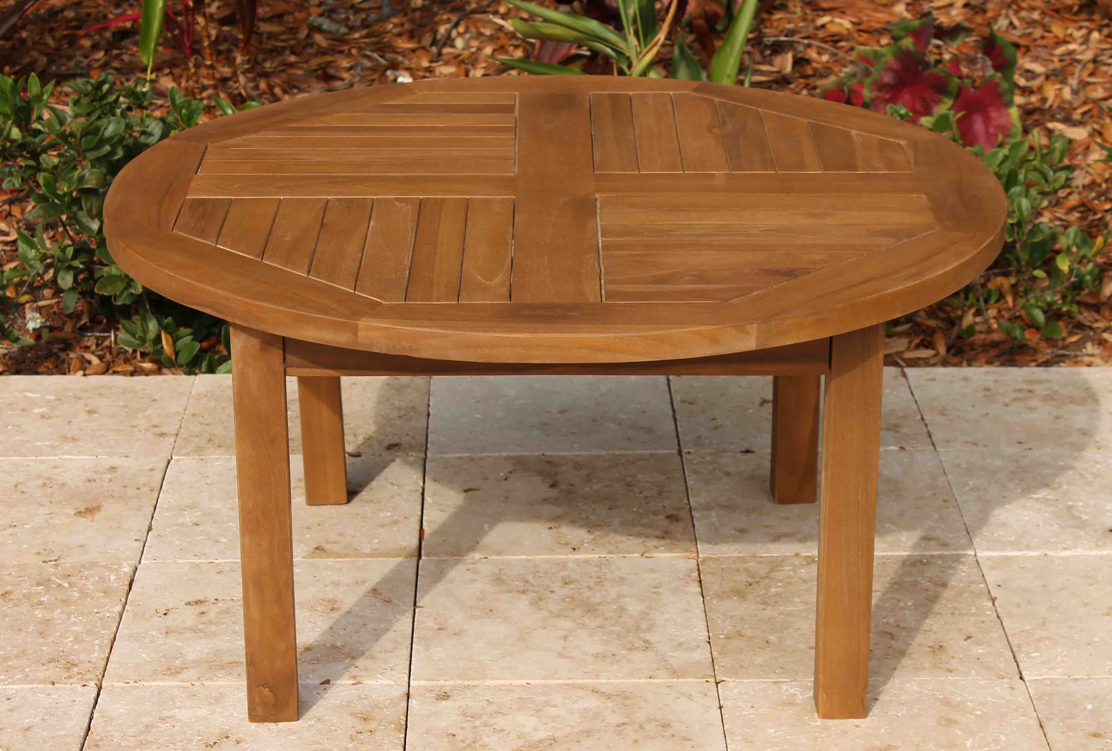 36in Round Coffee Table 2