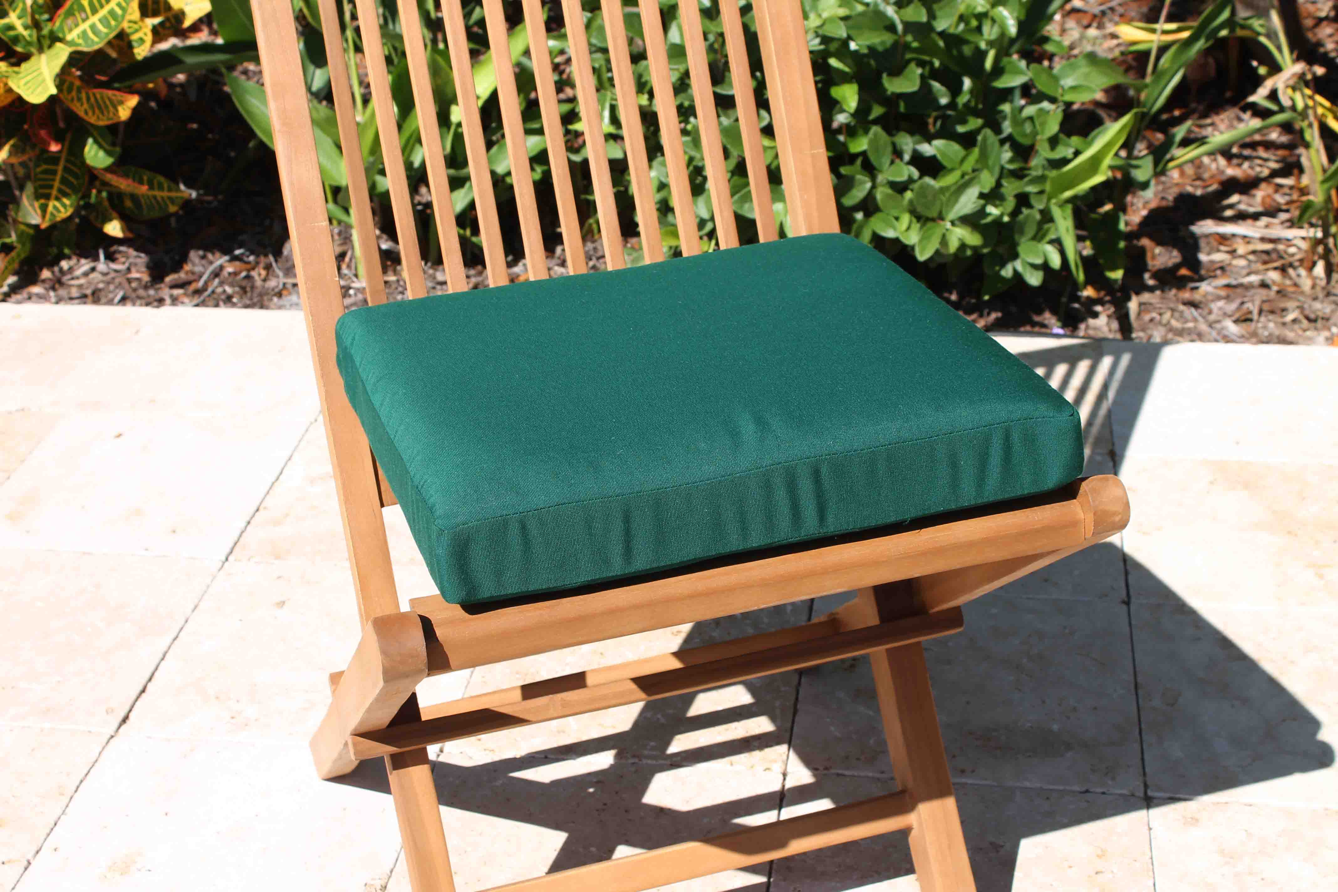 Folding Chair Sunbrella 1