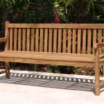SALE Java 72in Teak Bench