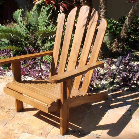 Superieur Teak Adirondack Chair