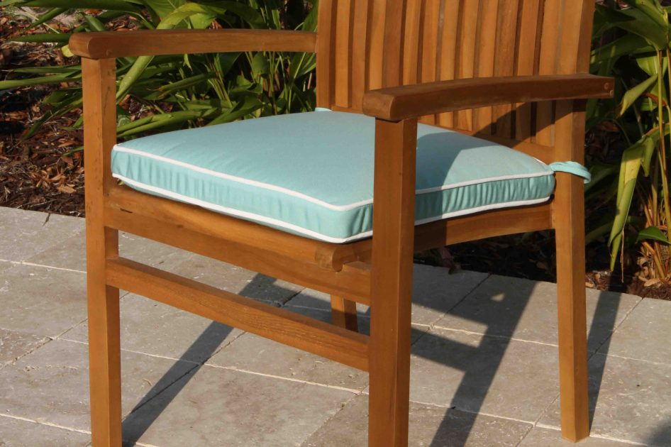 FREE Sunbrella Fabric Chair Cushion Pad