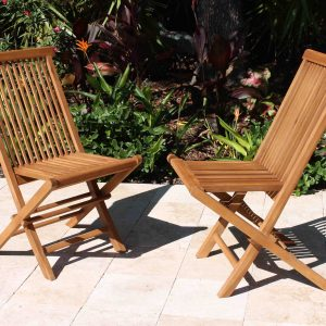 SALE Neptune Teak Chair