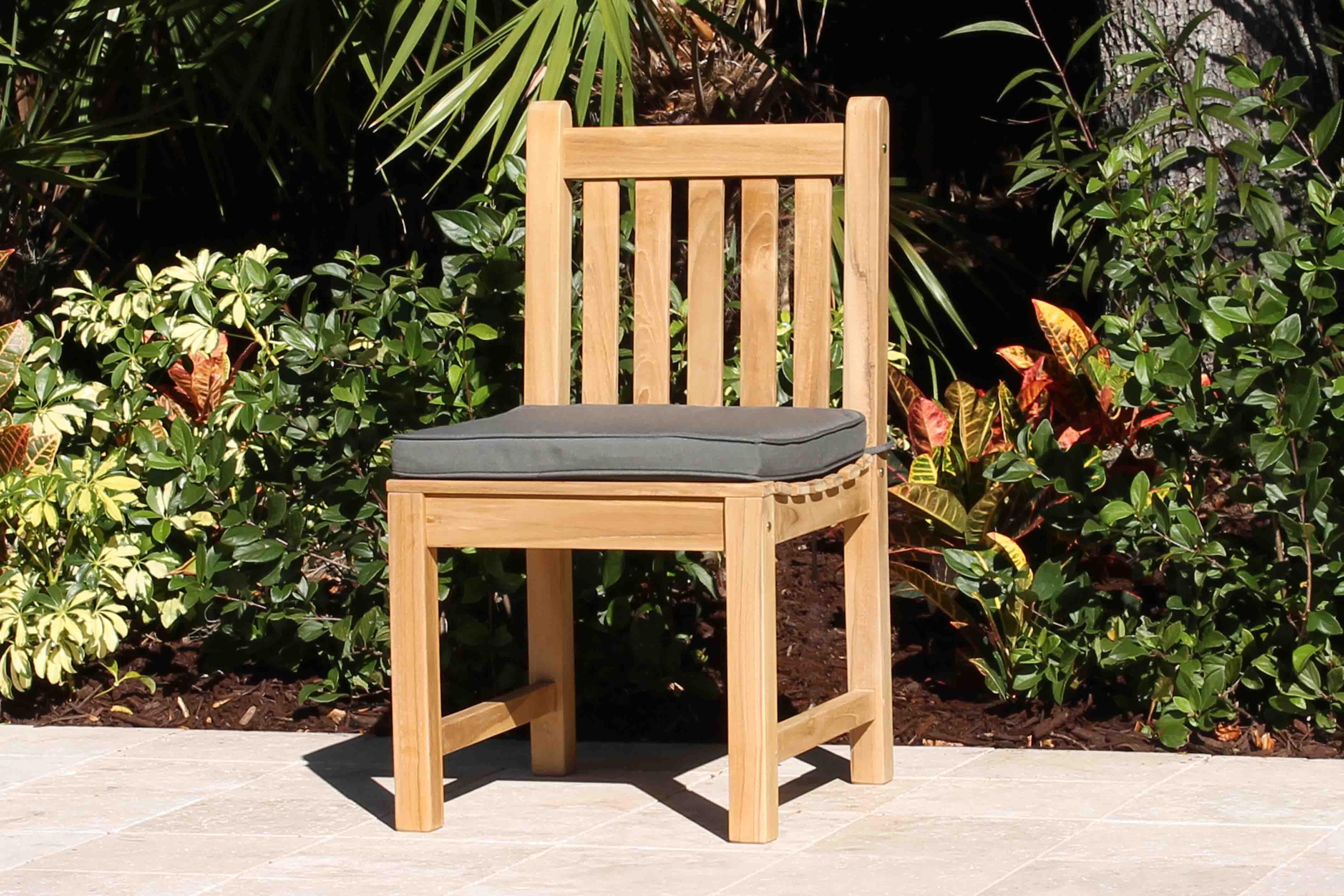 Java Armchair Chair Cushion Pad Oceanic Teak Furniture